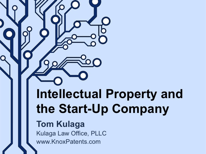 CodeStock 2015 title slide for Tom Kulaga's IP presentation